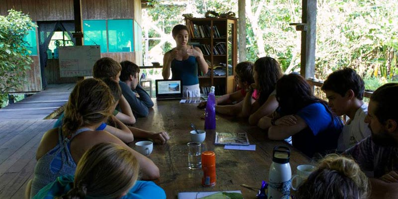 Field Courses & Workshops