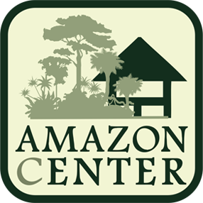 Amazon Center Las Piedras Logo River Rainforest