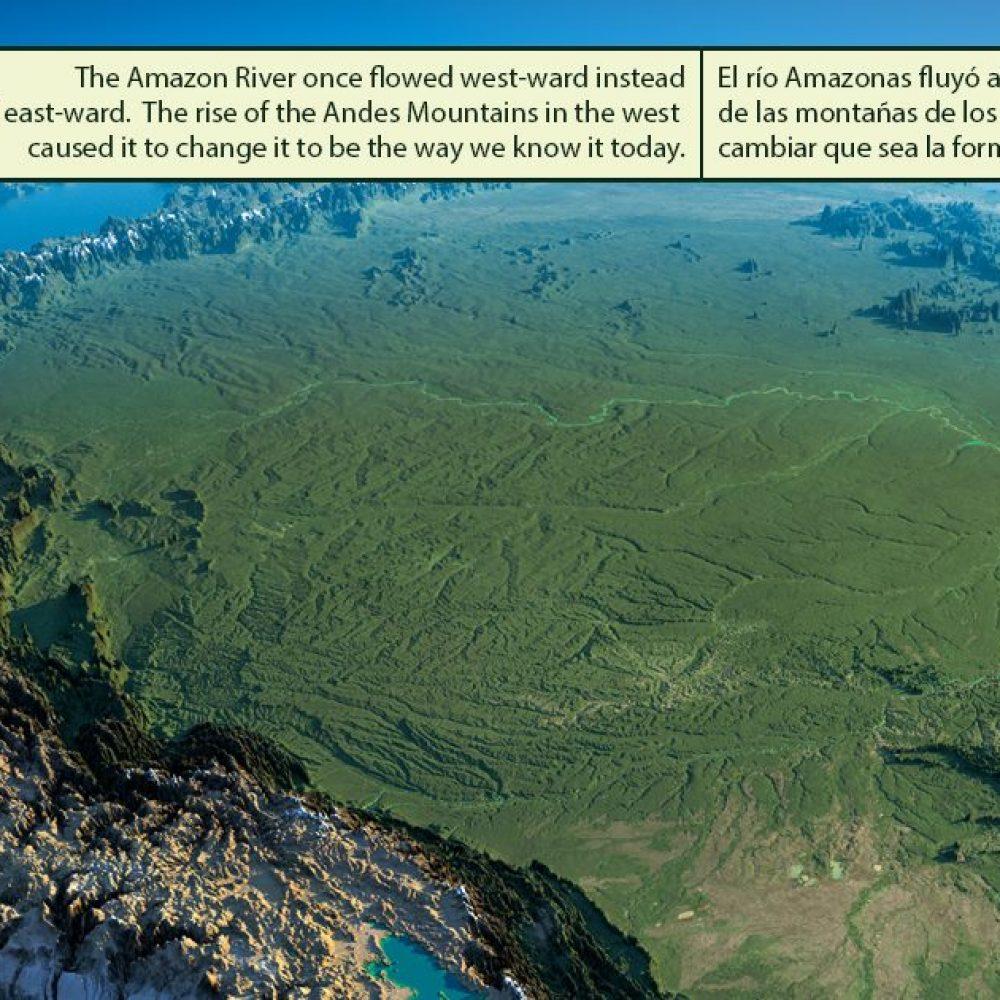Amazon River Flow